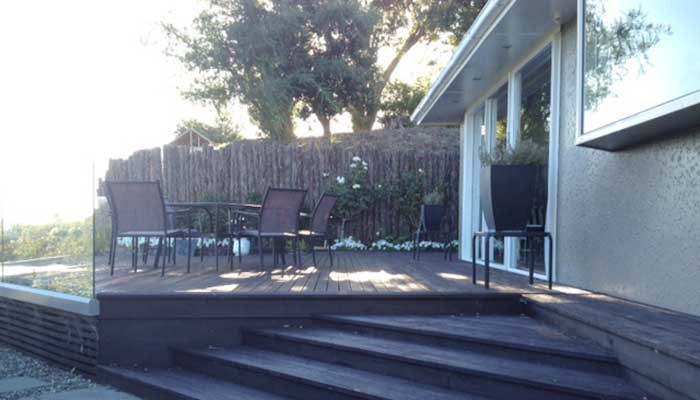 Deck and Steps 4